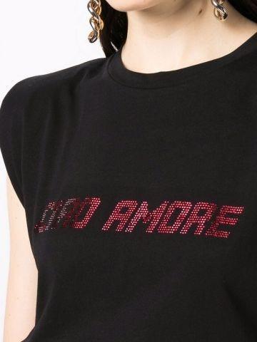Ciao Amore black T-shirt