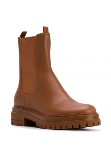 Brown Chester boots