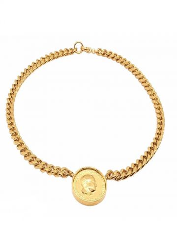 Collana Elizabeth una moneta oro