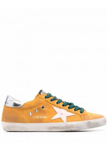 Sneakers Super-Star gialle