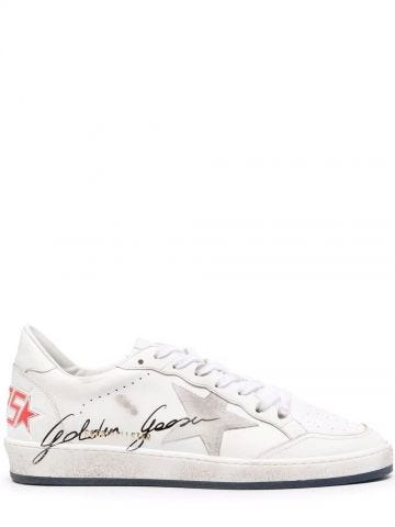 Sneakers Ball Star bianche