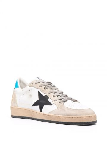 Sneakers Ball Star basse bianche