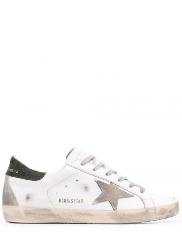 White Super-Star sneakers