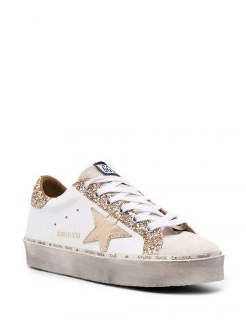 Sneakers Hi-Star bianche