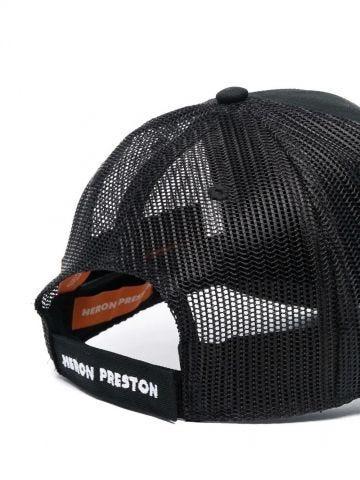 Black hat with logo