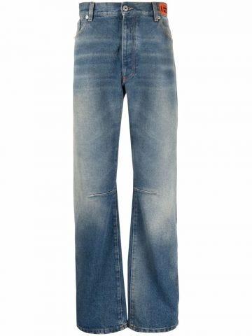 Hammer Holder straight jeans
