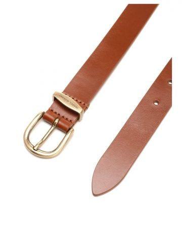 Zadd belt in brown