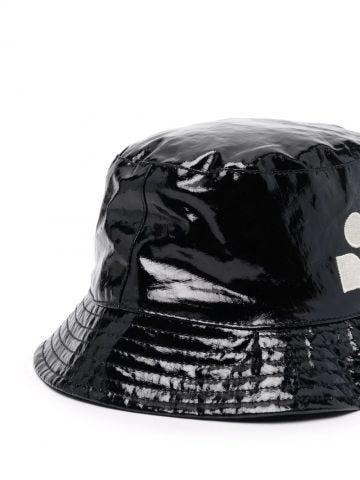 Bob Haley patent black bucket hat