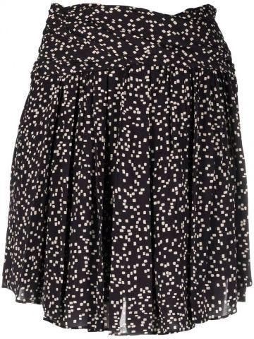 Black Calista skirt