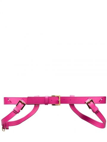 Pink La ceinture Baudrier belt