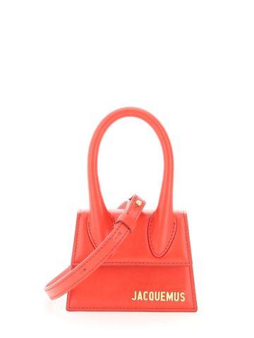 Red Le Chiquito mini bag