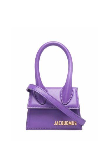 Purple Le Chiquito mini bag