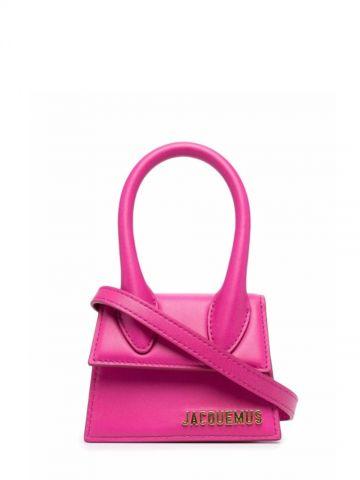 Pink Le Chiquito mini bag