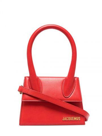Red Le Chiquito moyen bag