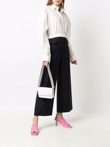 White Le Carinu bag