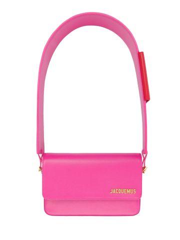 Le Carinu pink bag