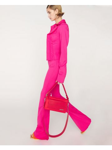 Red Le Pinu bag