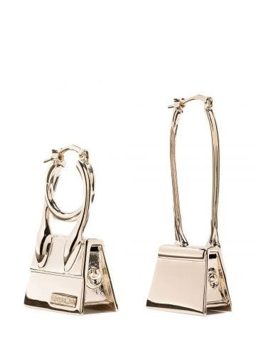 Gold Les creoles Chiquito Noeud earrings