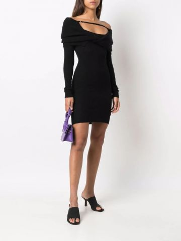 Black La Robe Ascua dress