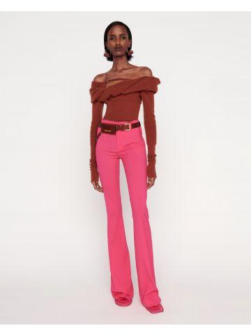 Pink Le pantalon Pinu pants