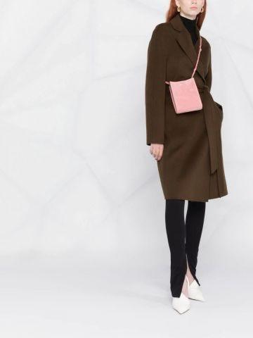 Small pink Tangle bag