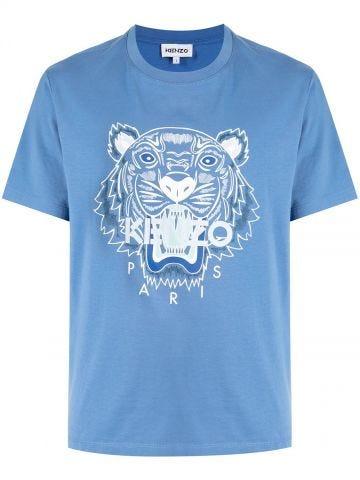 Light blue Tigre T-shirt