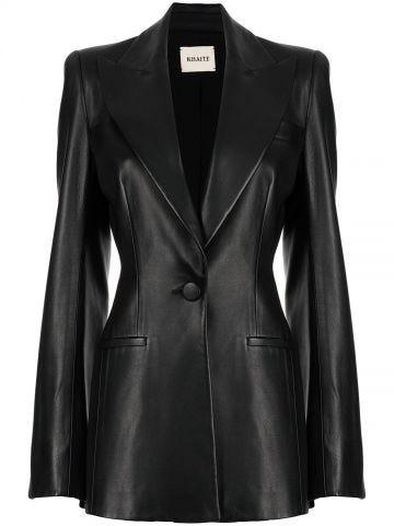 Black Blondie blazer
