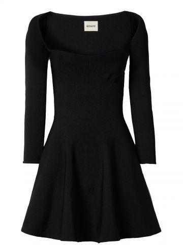 Dylan stretch-knit mini dress