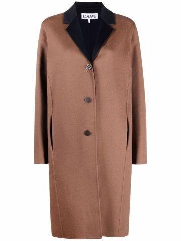 Brown Anagram anagram coat