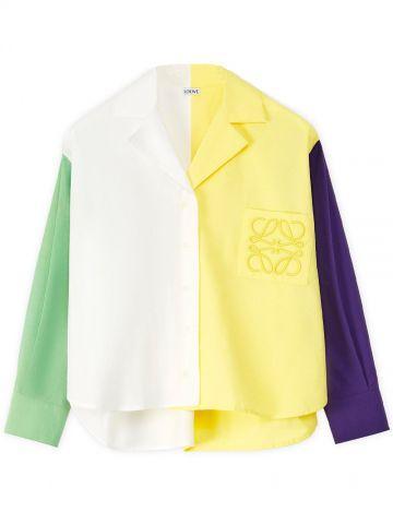 Anagram pyjama blouse in cotton