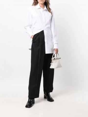 White 5AC bag with drawstring