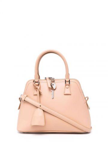 Beige 5AC mini bag