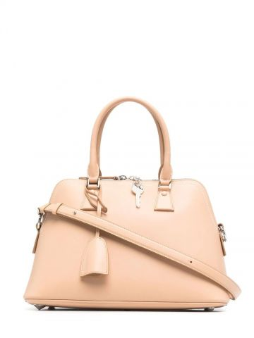 Beige medium 5AC bag