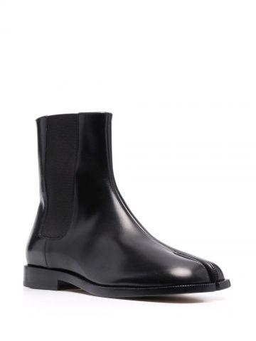 Black Tabi riding boots