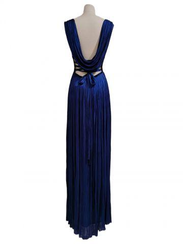 Blue Amedeea dress