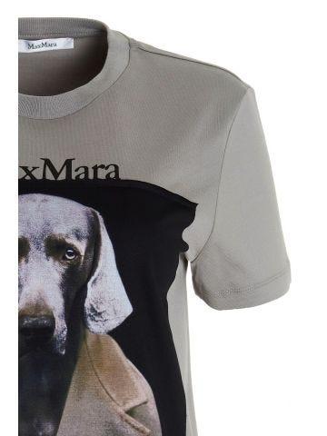 Grey Dogstar cotton T-shirt