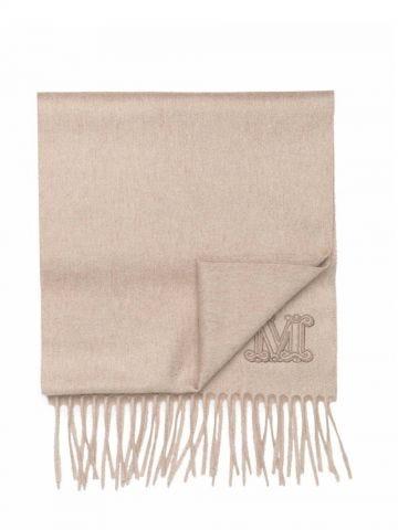 Beige Dalia scarf