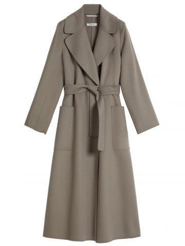 Grey wool Paolore coat
