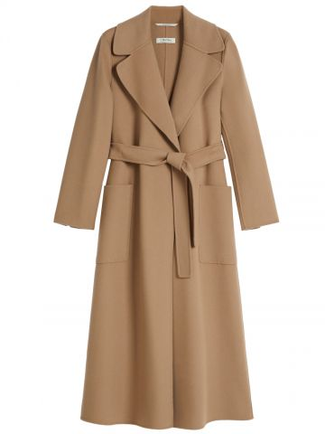 Beige wool Paolore coat
