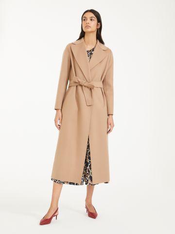 Brown wool Poldo coat