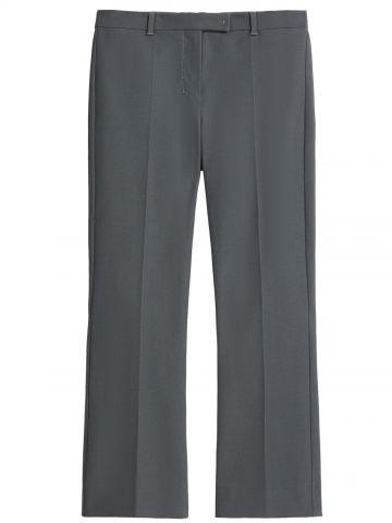 Grey tech cotton Umanita trousers