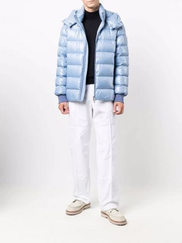 Blue Cuvellier jacket
