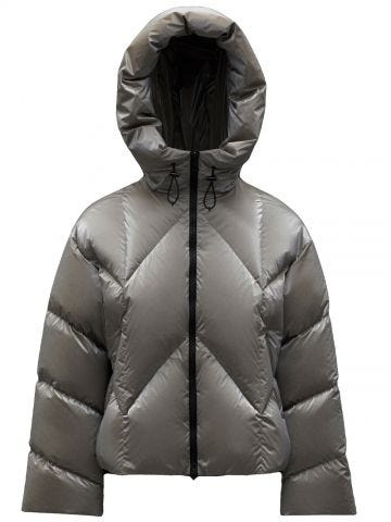 Grey Frele down jacket