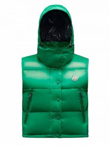 Green Alpiste gilet