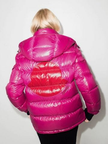 Pink Fustet jacket