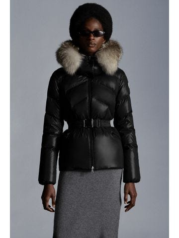 Black Laitue down jacket