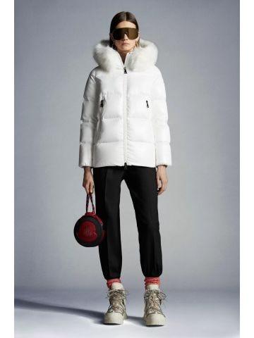 White Laiche down jacket