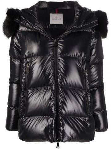 Black Laiche jacket
