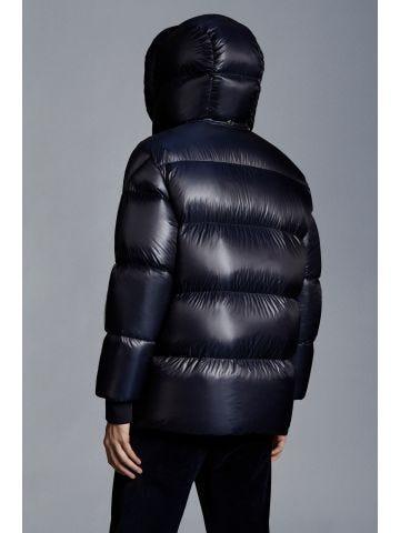 Blue Lamentin down jacket
