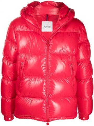 Red Ecrins down jacket